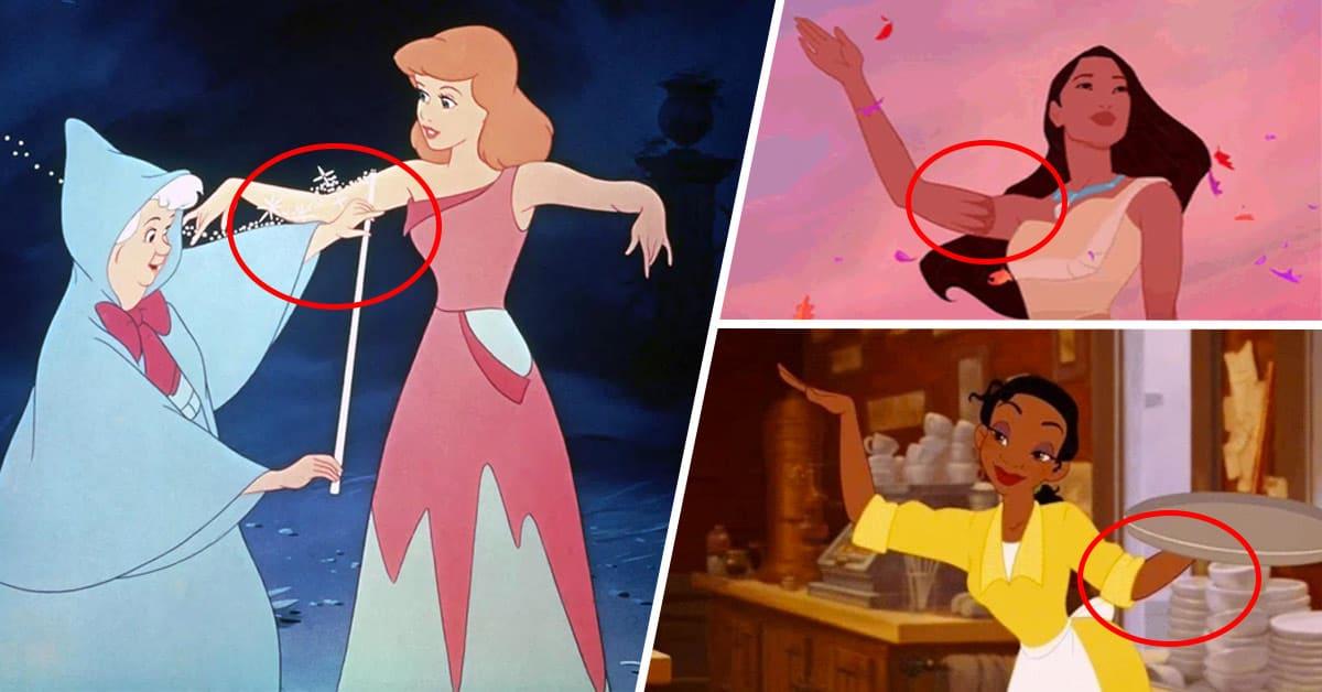 Disney Prinsessen geheimen weetjes