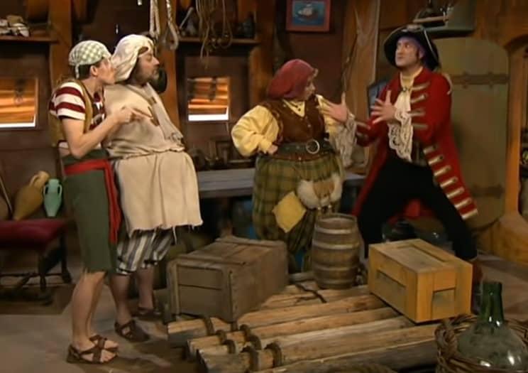 Piet Piraat cast