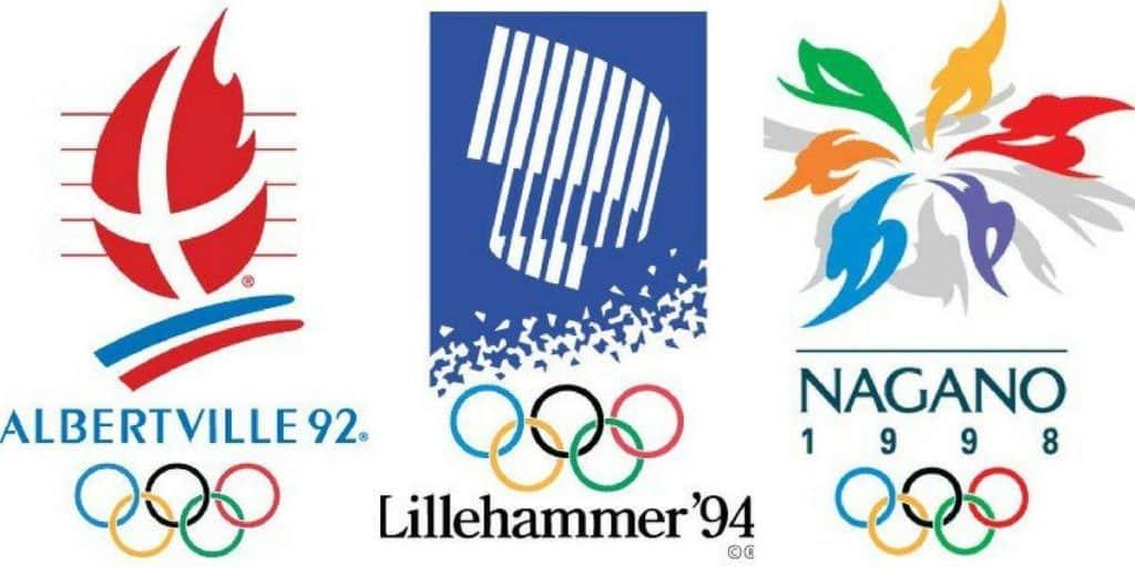 De olypische winterspelen in de jaren '90