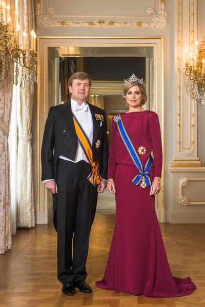Koningin Maxima Koning Willem Alexander