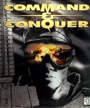 Command & Conquer computerspel vroeger