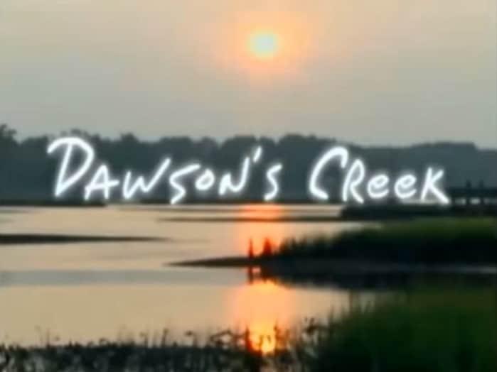 Dawson's creek televisie serie vroeger cast