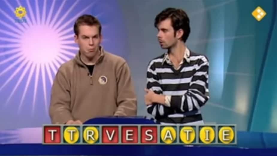 Lingo televisie spel slechtste spelers