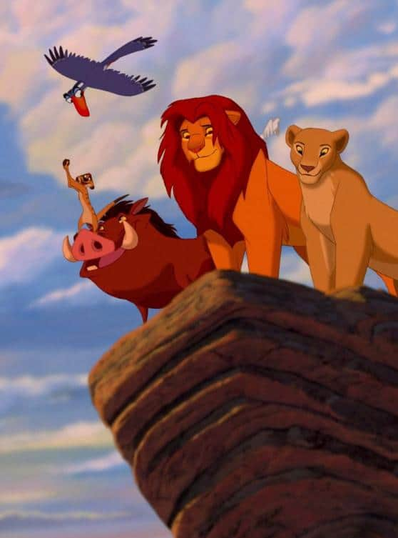 Simba Pumba Timon leeuwenkoning.png