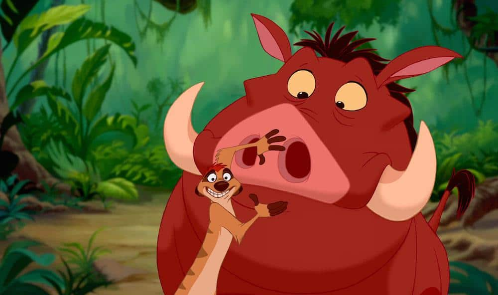 Timon en Pumba leeuwenkoning vrienden.png