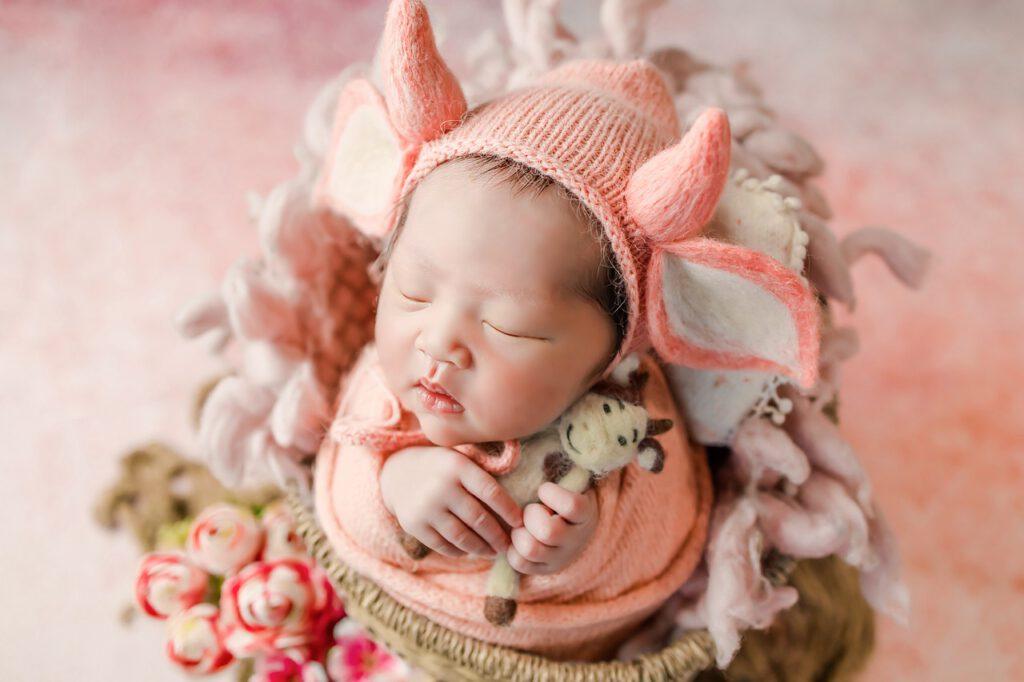Babyfoto baby kind vergelijkingen vroeger nu