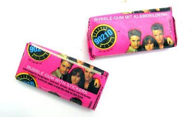 Beverly Hills 90210 Bubble Gum