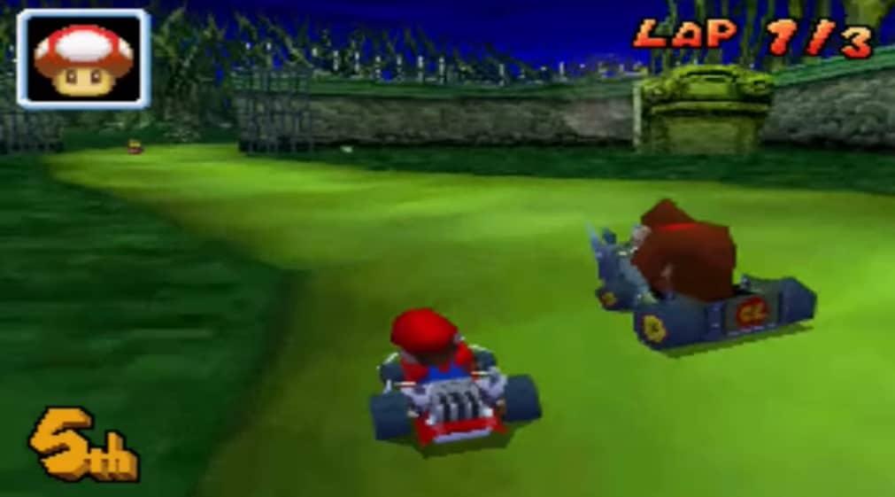 Mario Kart Nintendo DS