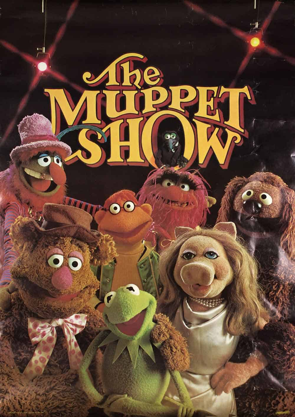 Muppet Show poster