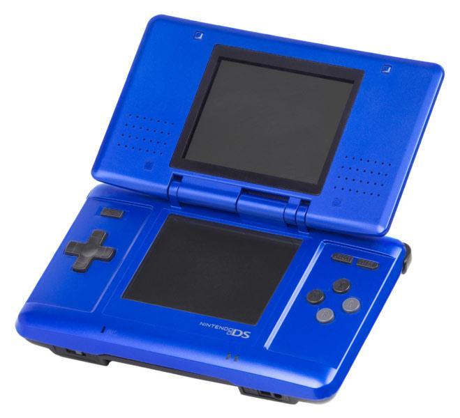 Nintendo DS vroeger