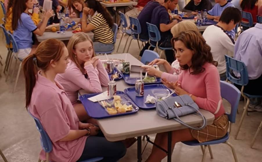 Mean Girls Populair groep school