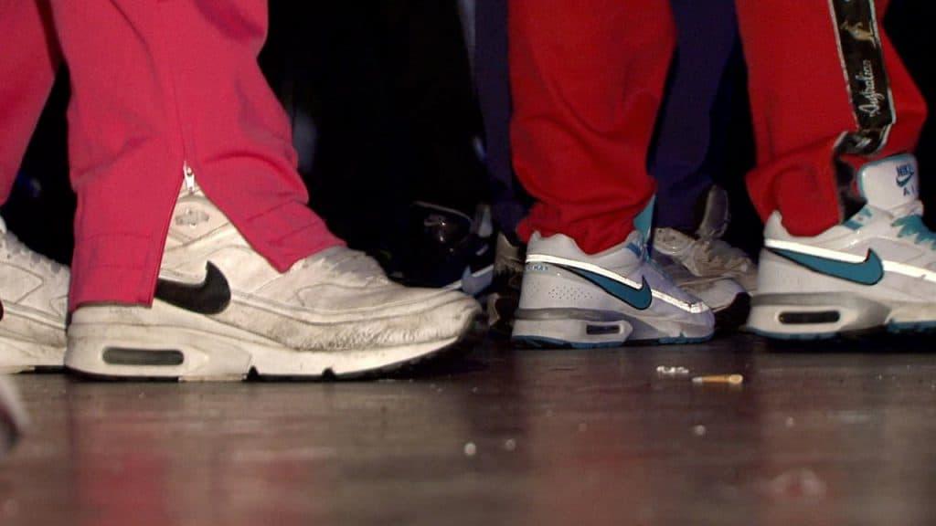 Nike air max schoenen gabber