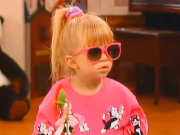 Full House Michelle Tanner zonnebril