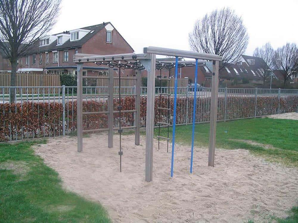 Klimrek speeltuin