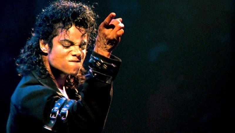 Michael Jackson zanger muziek vroeger