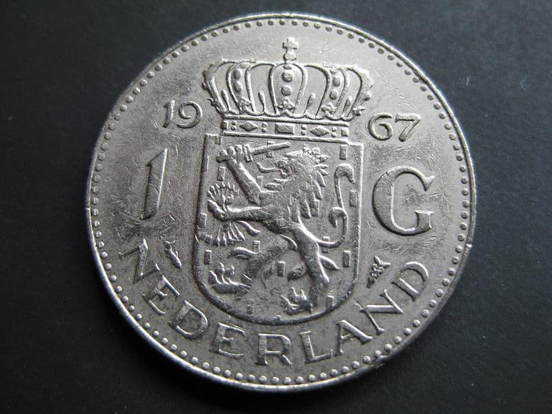 Gulden munt vroeger