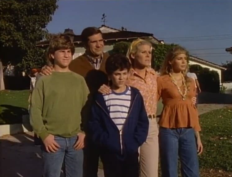 The wonder years cast family Arnold