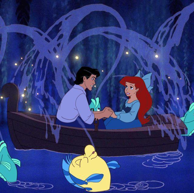 Disney liedjes uit films Ariel
