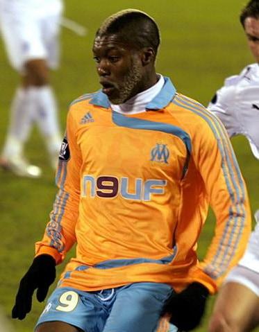 Djibril Cissé voetballer kapsel