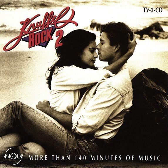 Knuffelrock CD cover muziek