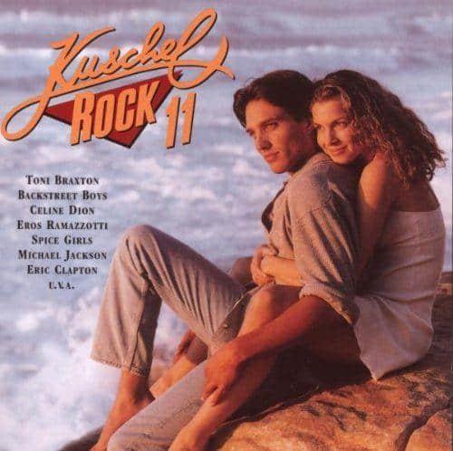 Kuschelrock knuffelsrock Duits CD muziek