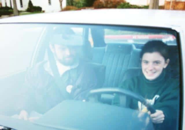 Rijles leren autorijden herinneringen