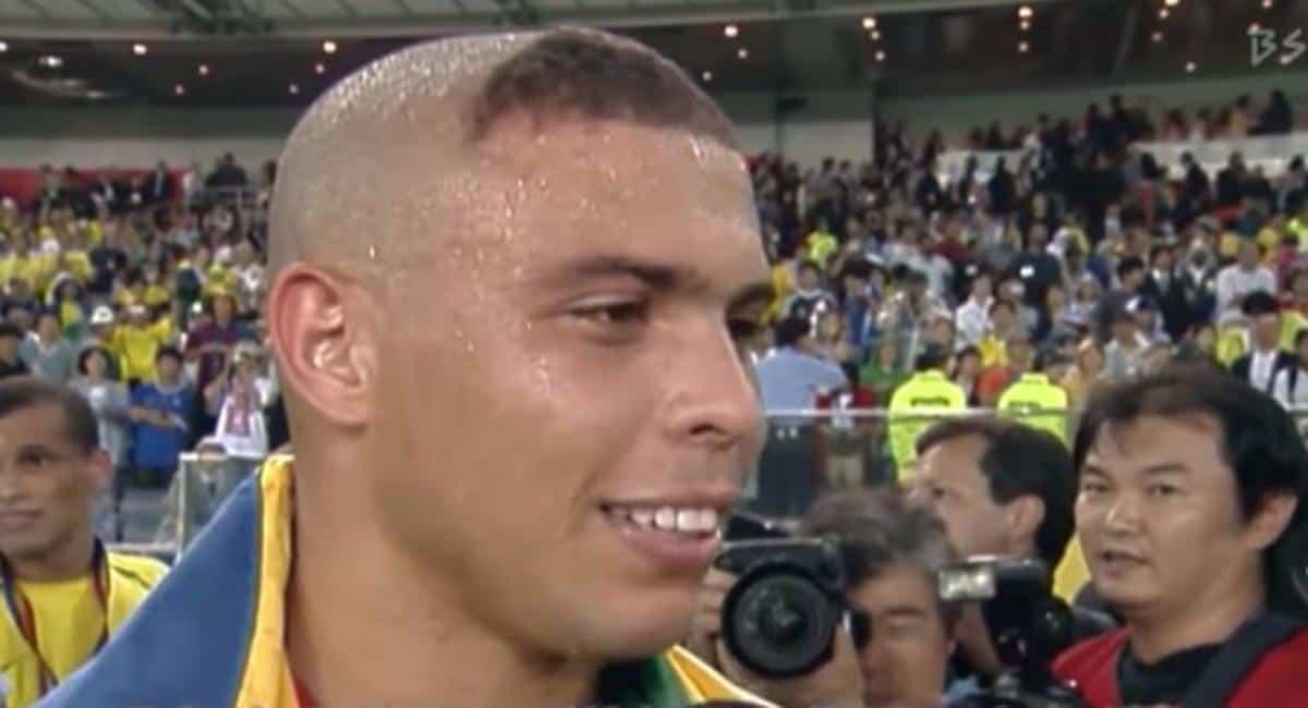 Ronaldo kapsel voetballer