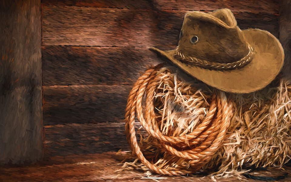 Klassieke Western films vroeger