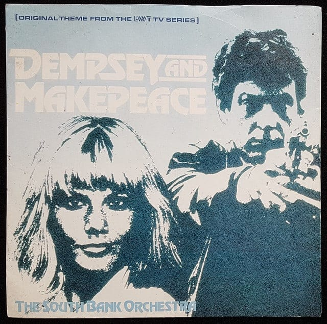 Dempsey and Makepeace Britse series