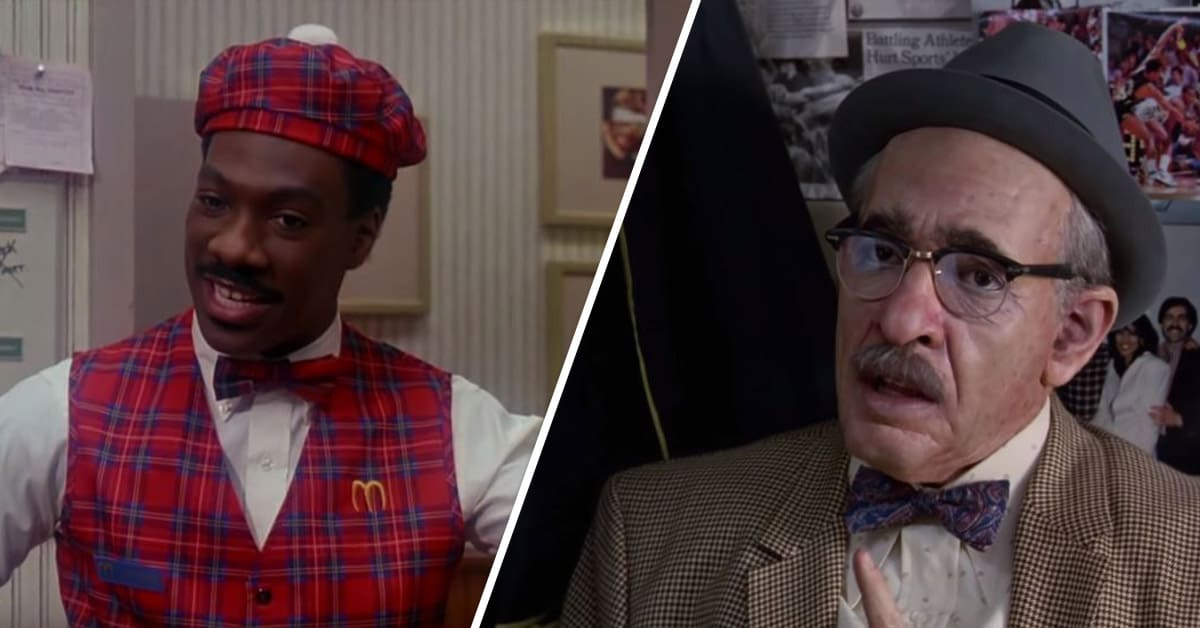 Eddy Murphy rollen Coming to America film