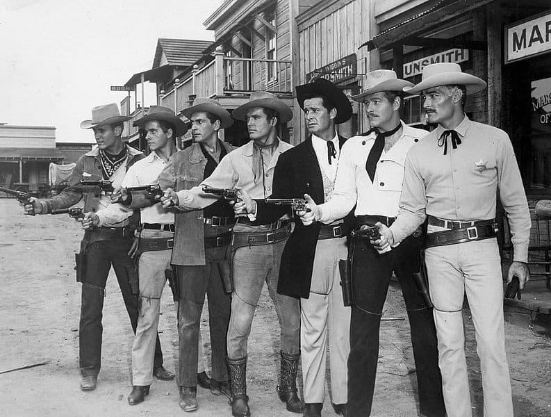 Klassieke westerns films