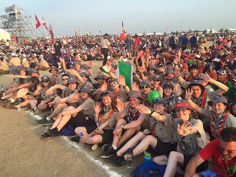 Scouting Jeugdbeweging groep