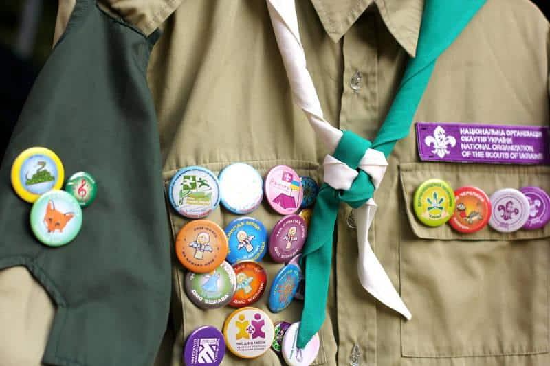 Scouting Jeugdbeweging vroeger