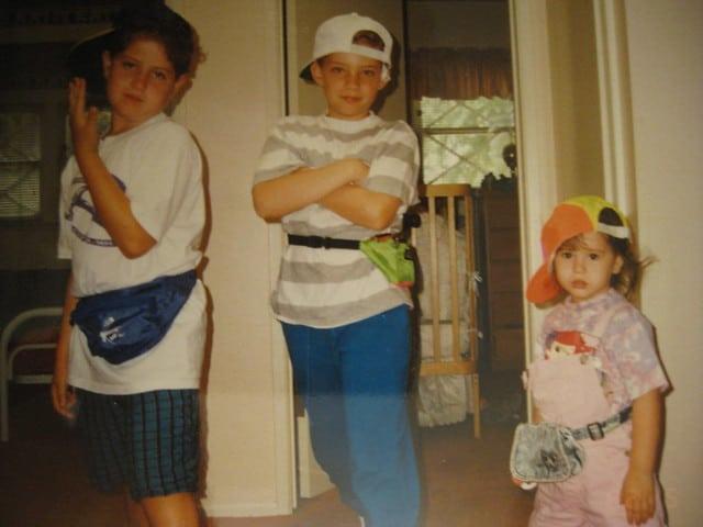Heuptasje mode jaren 90 vroeger 90s