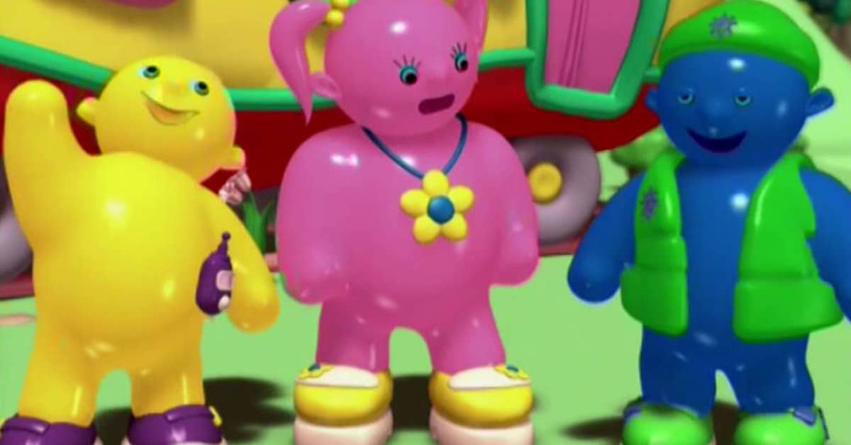 Jellabies kinder serie televisie vroeger