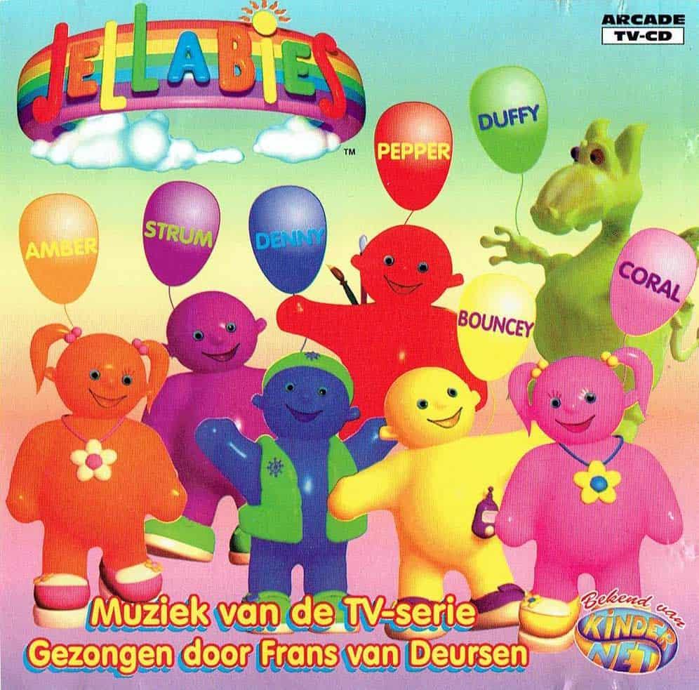 Jellabies serie televisie vroeger