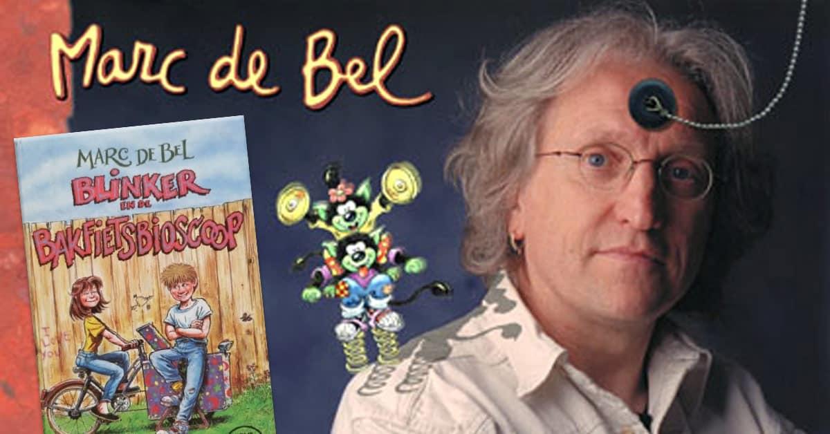 Marc de Bel schrijver boeken