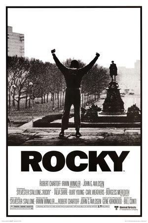 Rocky Silvester Stallone filmposter filmseries