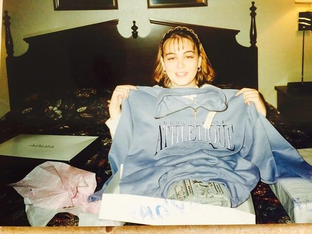 Trainingspak mode jaren 90 90s vroeger