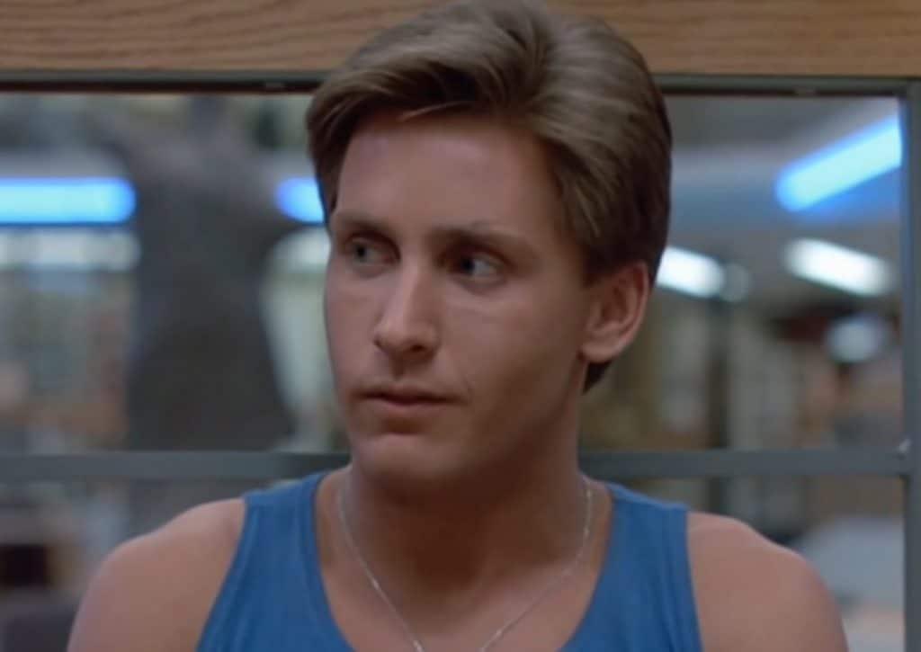 The Breakfast Club film vroeger Andrew Clark cast
