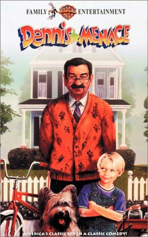 Dennis de menace komedie films