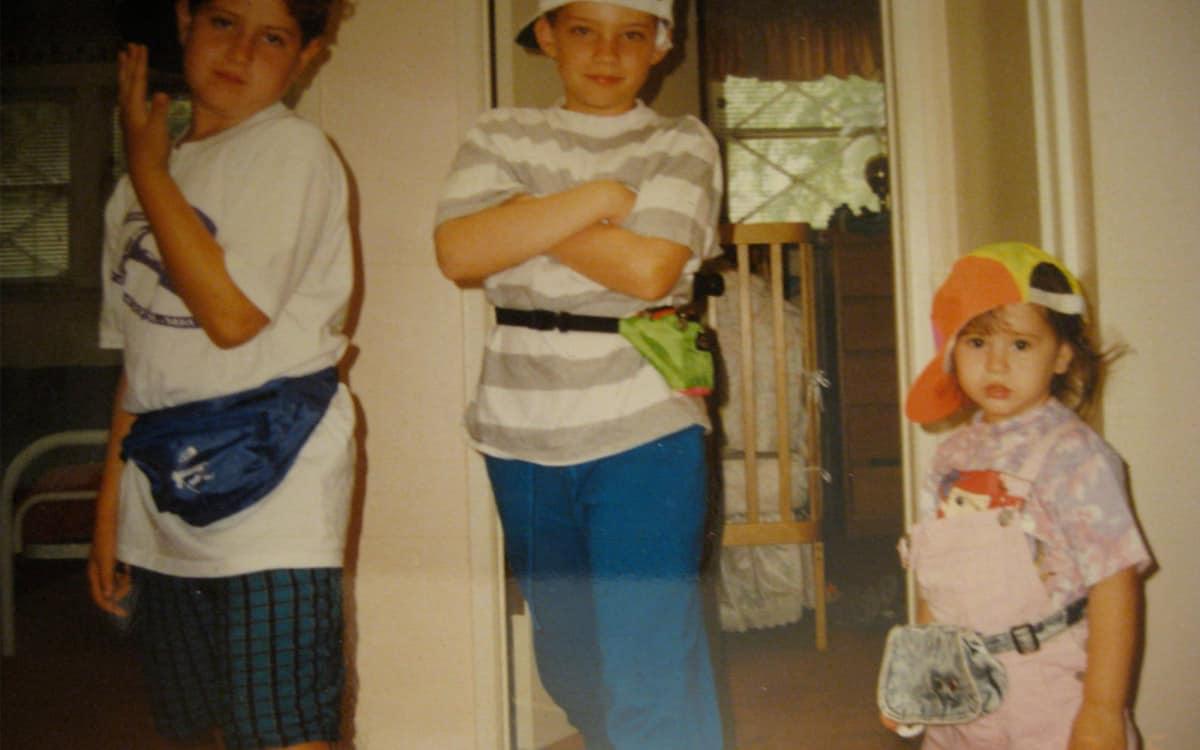 Heuptasjes mode jaren 90 vroeger