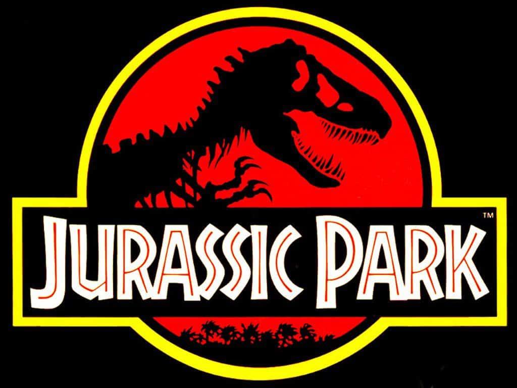 Jurassic Park logo film
