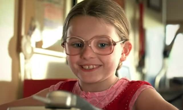 Little miss sunshine kindsterren
