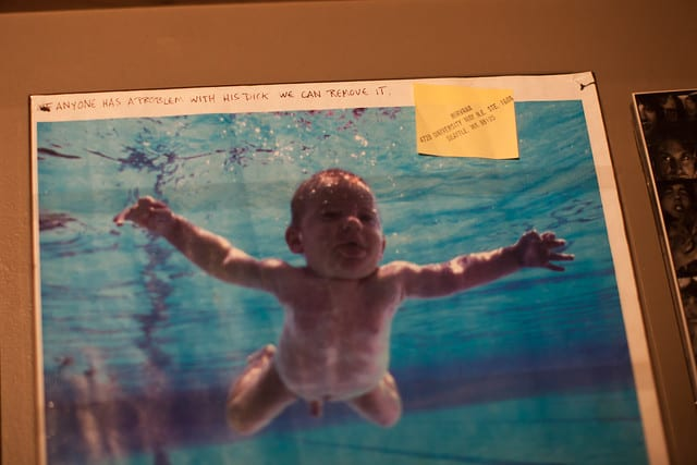 Nevermind CD Nirvana