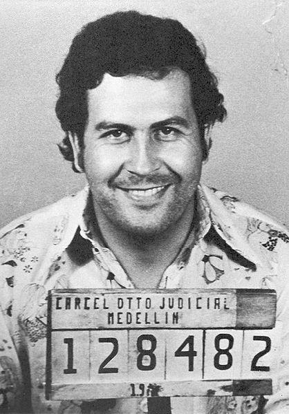 Pablo Escobar 1993