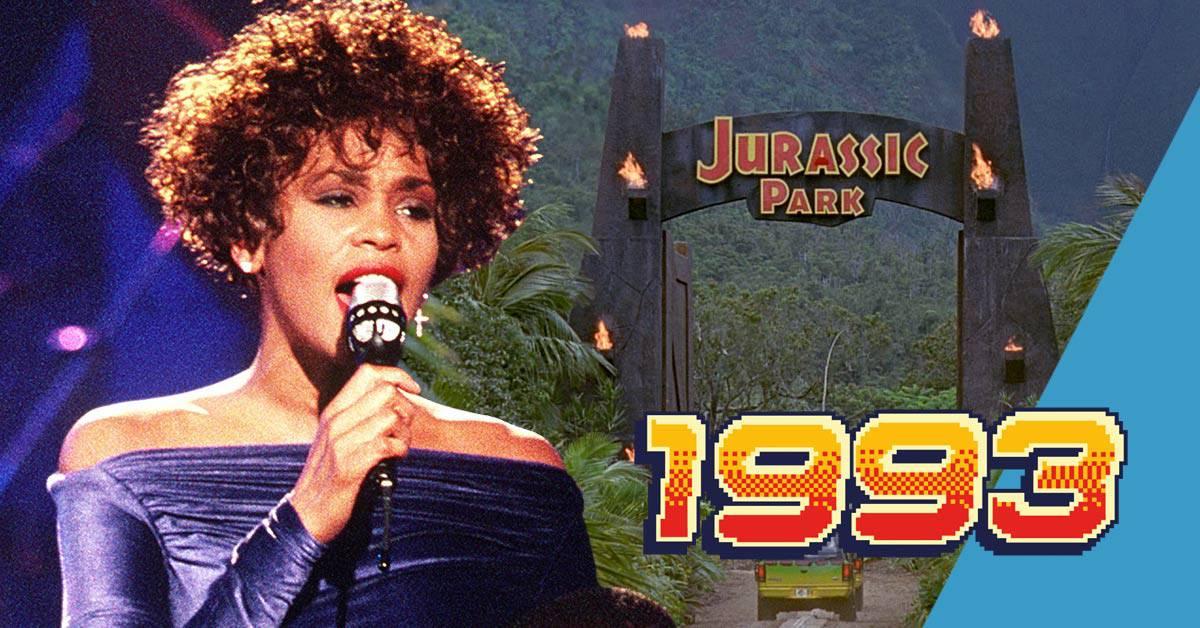 Vroegert jaartallen jaar 1993 gebeurtenissen