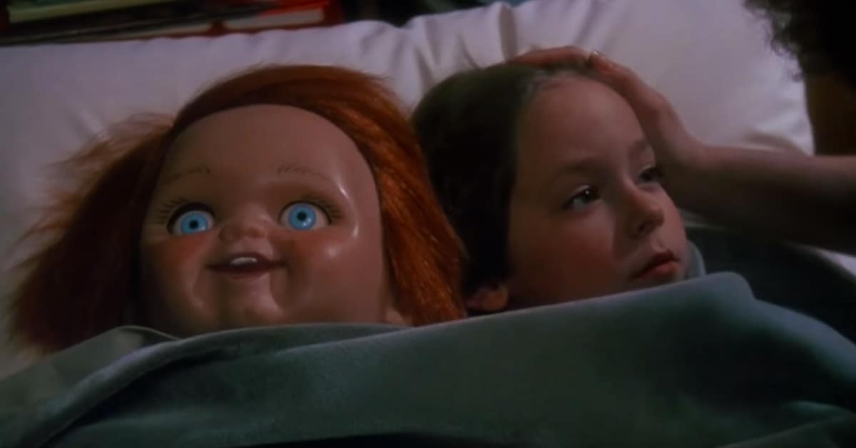 Chucky A childs play horrorfilms vroeger