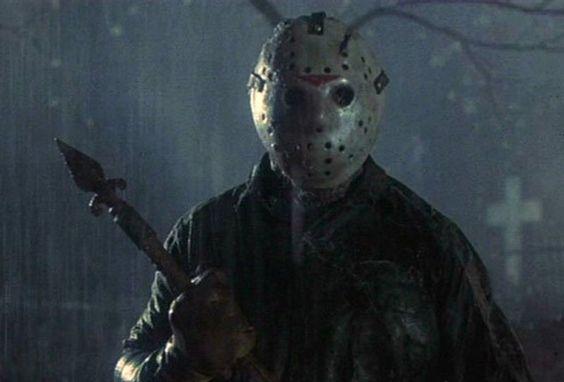 Friday 13th horrorfilms vroeger
