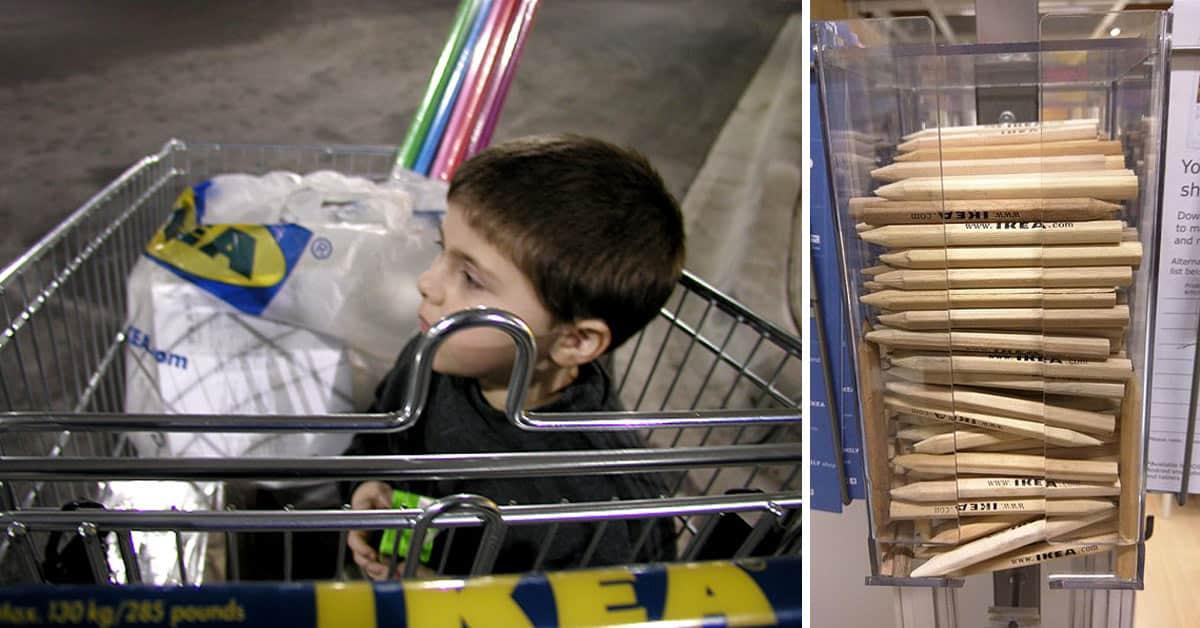 IKEA herinneringen